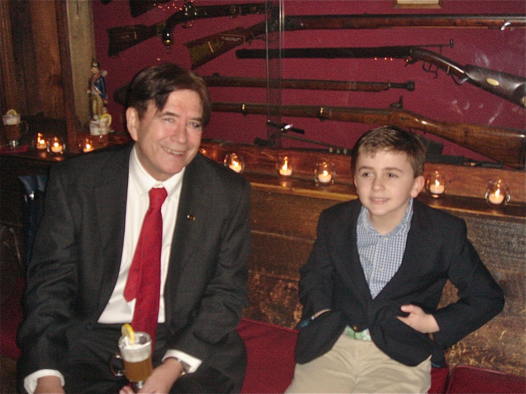 John Wagner & Stuart Kagel III