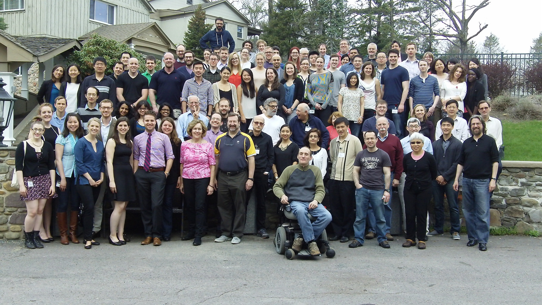 Pharmacology Program Retreat, Poconos, May 2014
