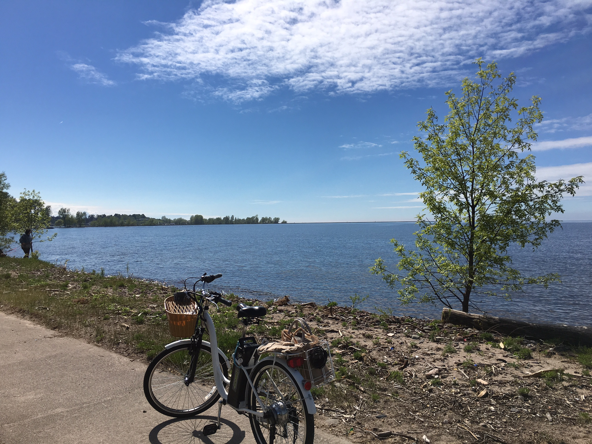 Lake Ontario, May 27, 2017
