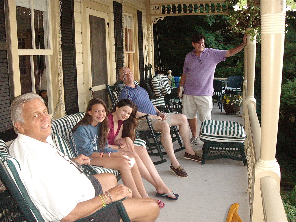 Stuart 1, Ellie, Molly, Jack D. & John