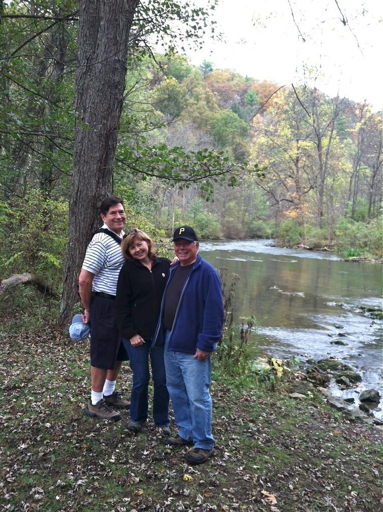 John, Barbara & Don