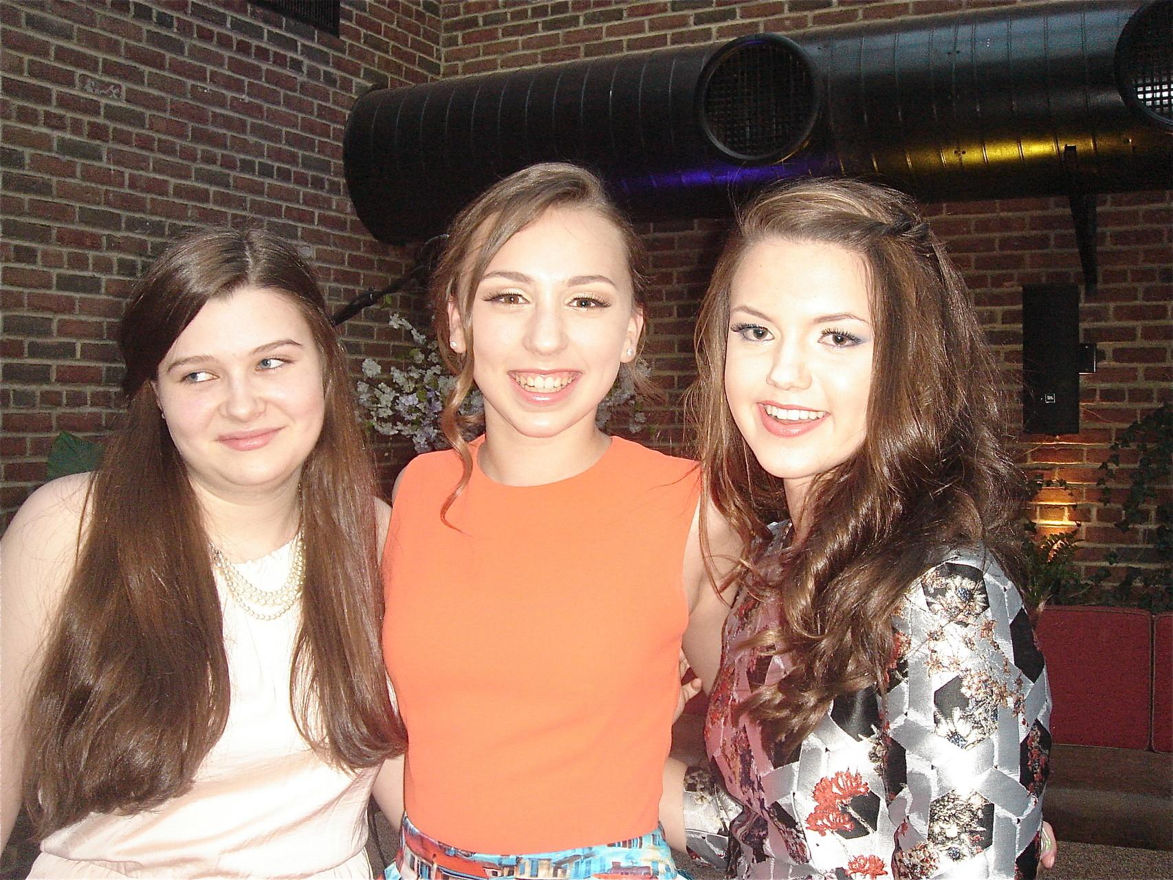 Molly Donohue, Gabby & Kate K.