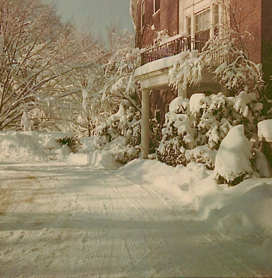 Laura Scales House, Smith College, 1968 ?