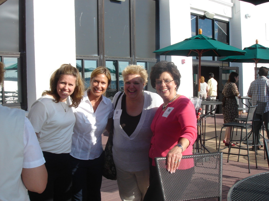 Lisa (Kathy's daughter), Kelly (Paula's daughter), Paula (Frank's daughter) & Kathy (Jay's daughter)