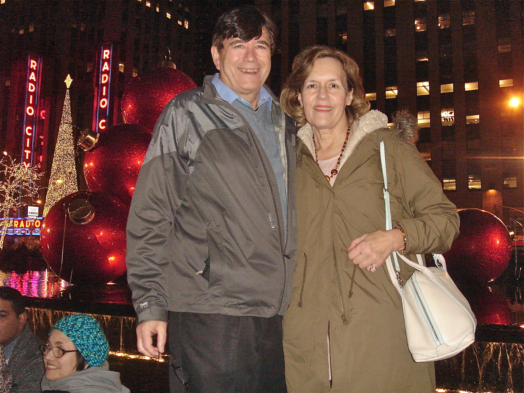 John & Lorraine on 6th Ave.