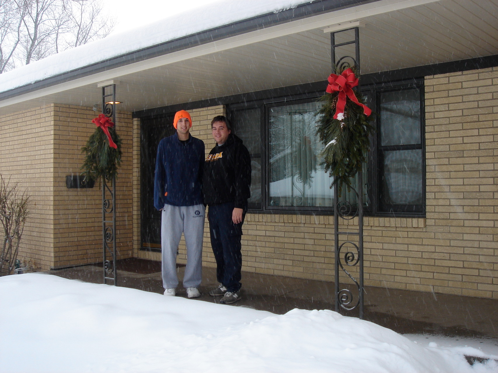 Nick & Greg, Dubuque, Iowa 2010