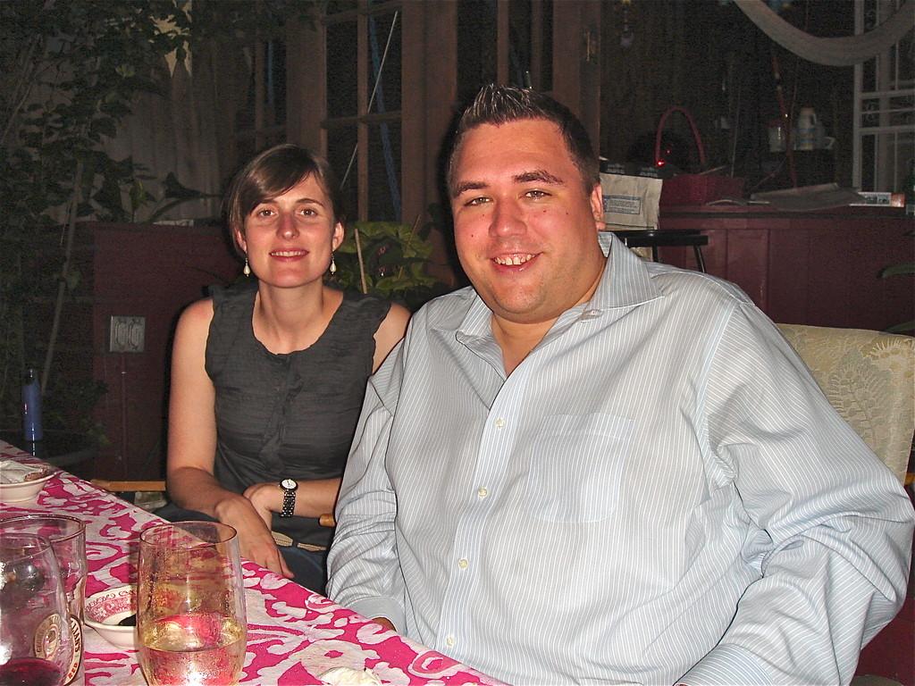 Anna & Greg  9-6-2012