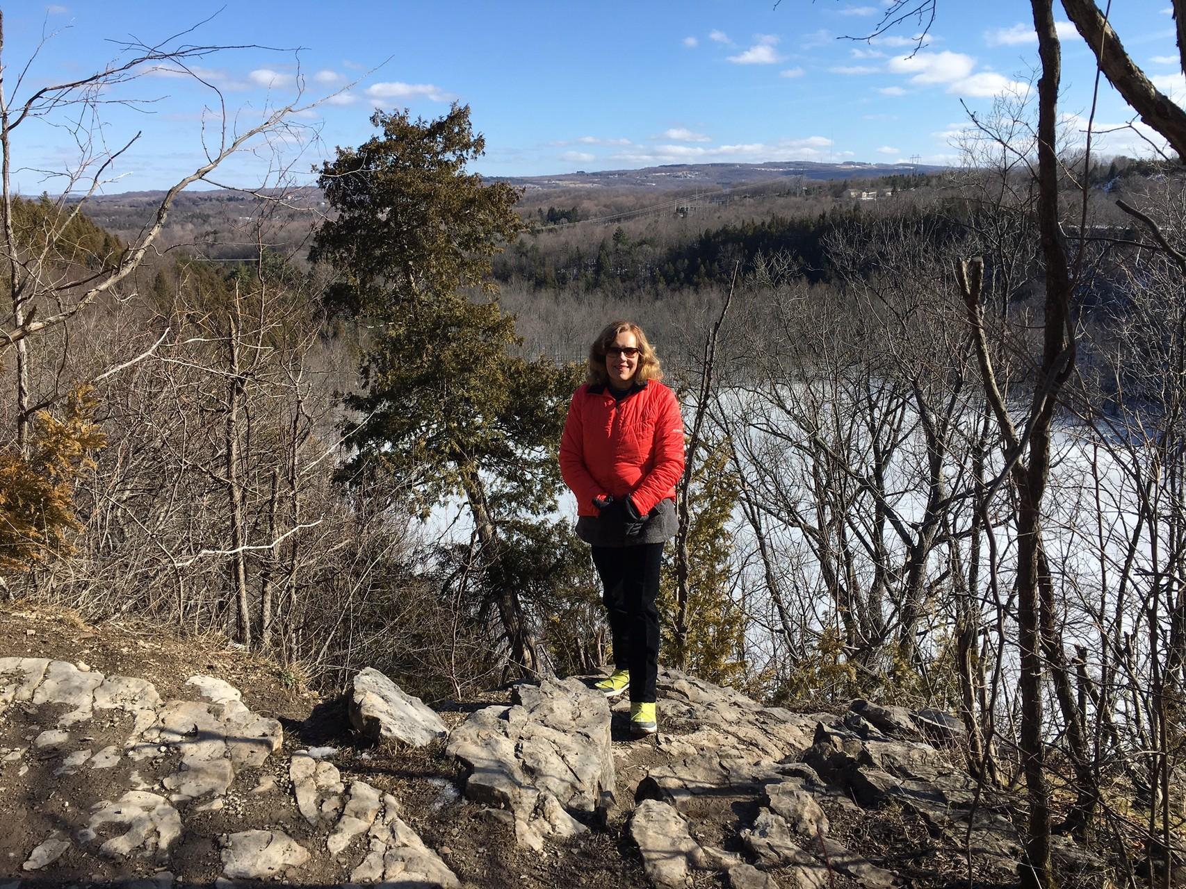Lorraine at Clark Reservation, Jamesville NY