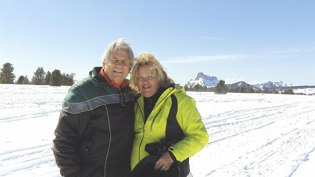 Stuart and Celeste