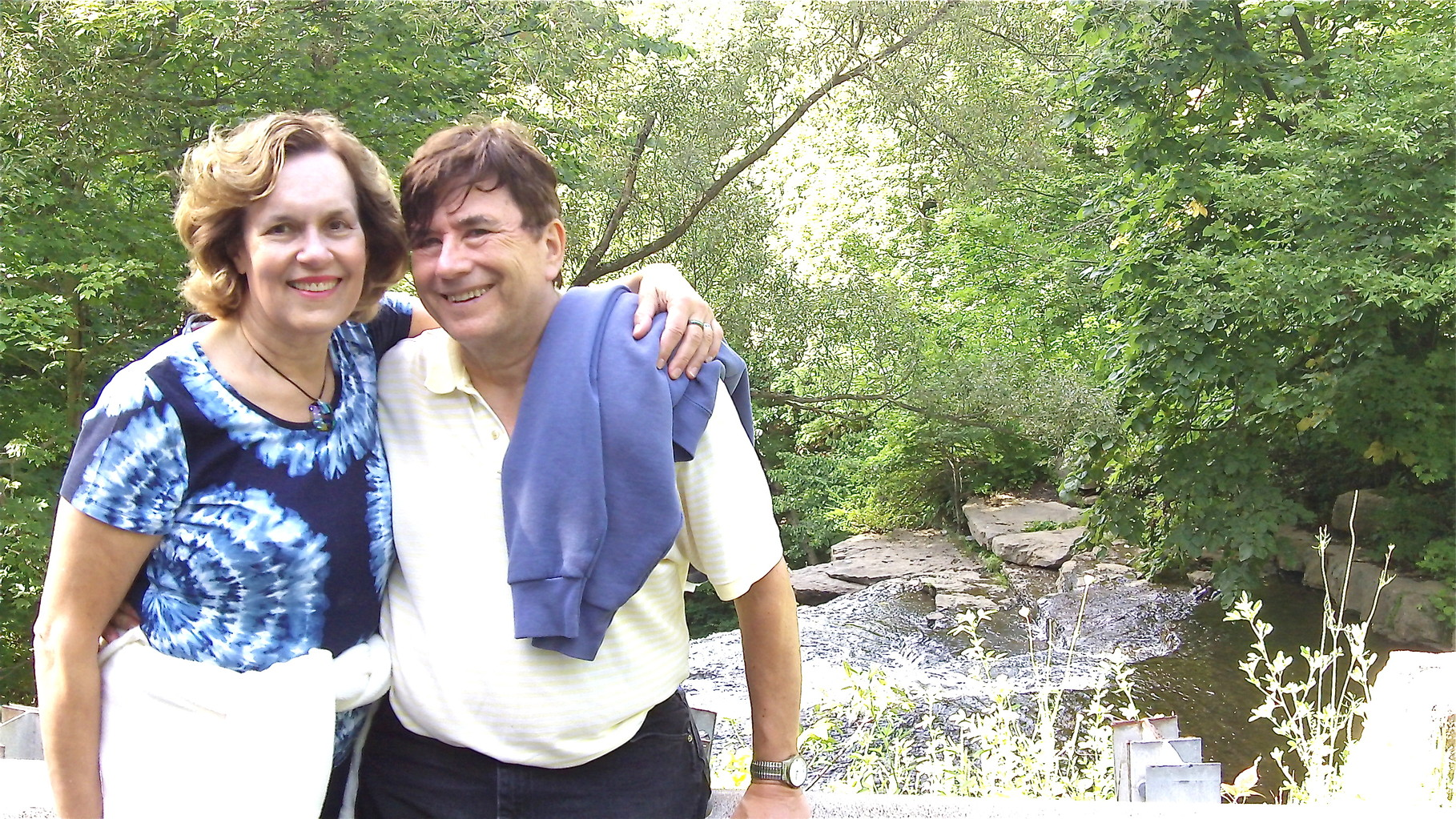 Lorraine & John