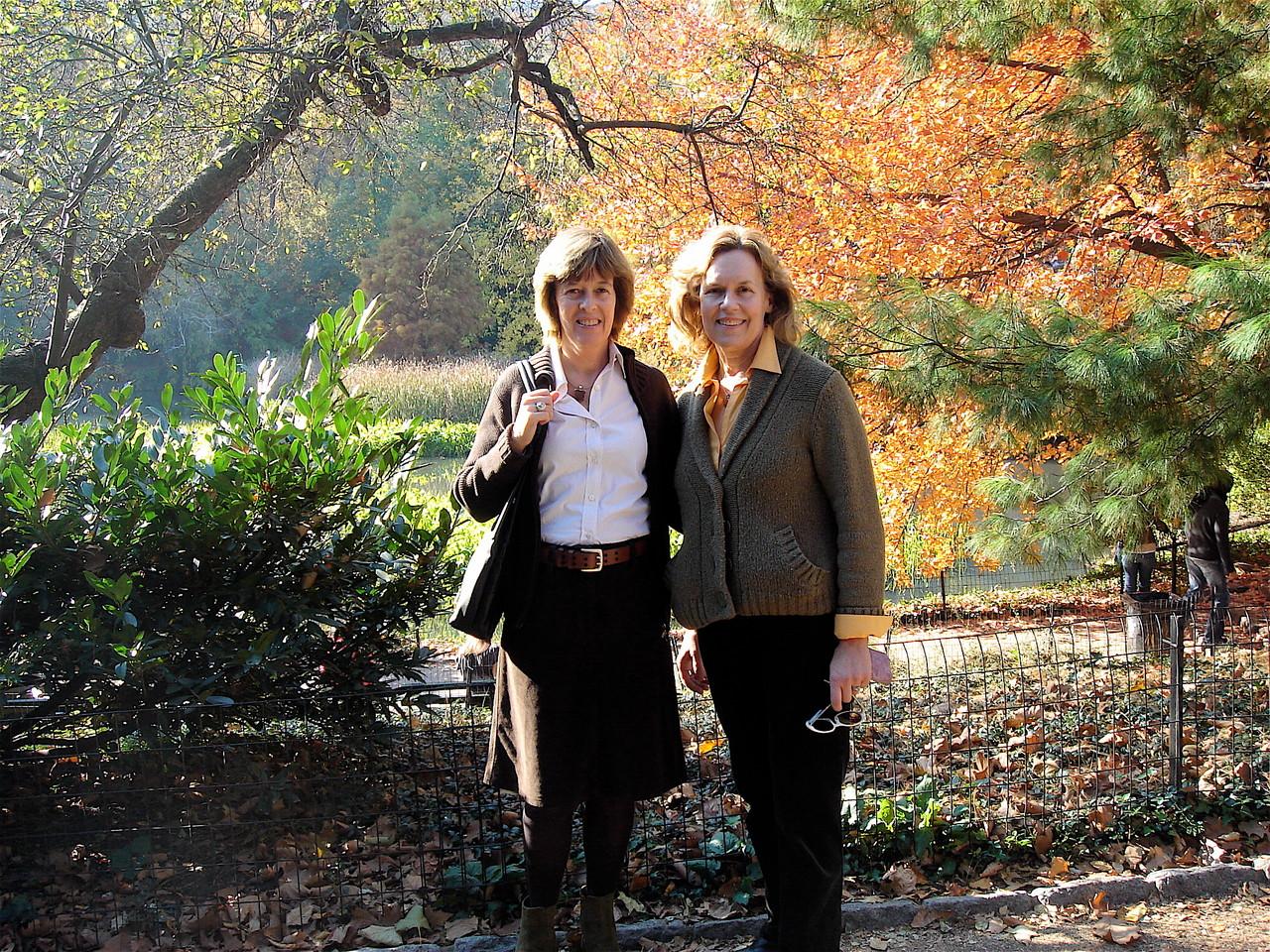 Lorraine & Nancy, NYC  2009??