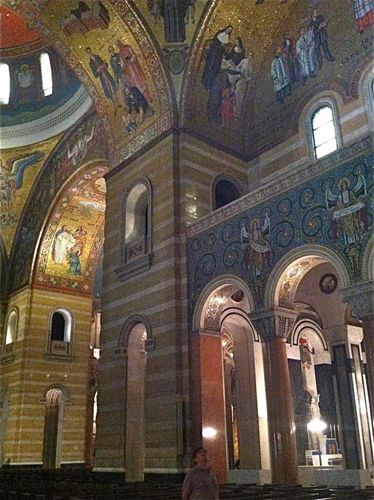 Basilica, St. Louis