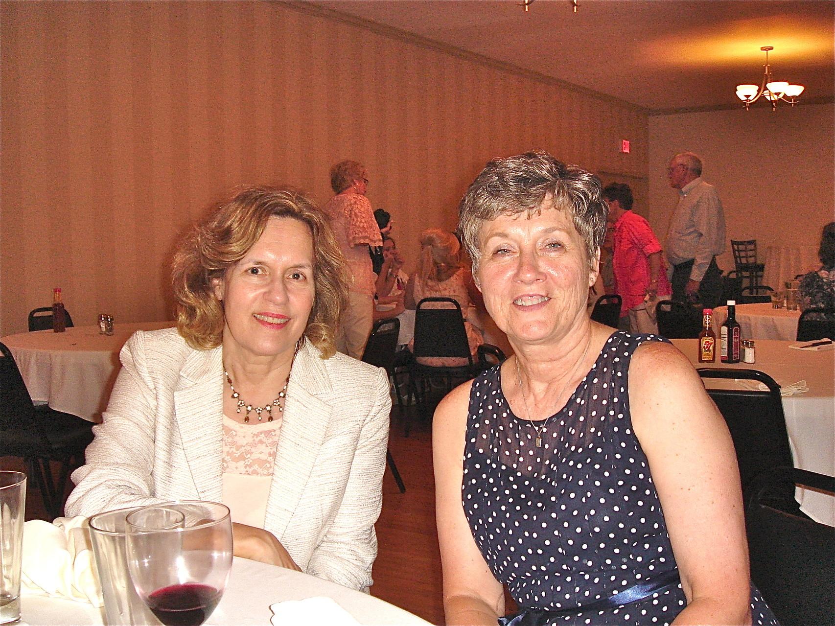 Lorraine Gudas & Cindy Wagner, Rehearsal Dinner