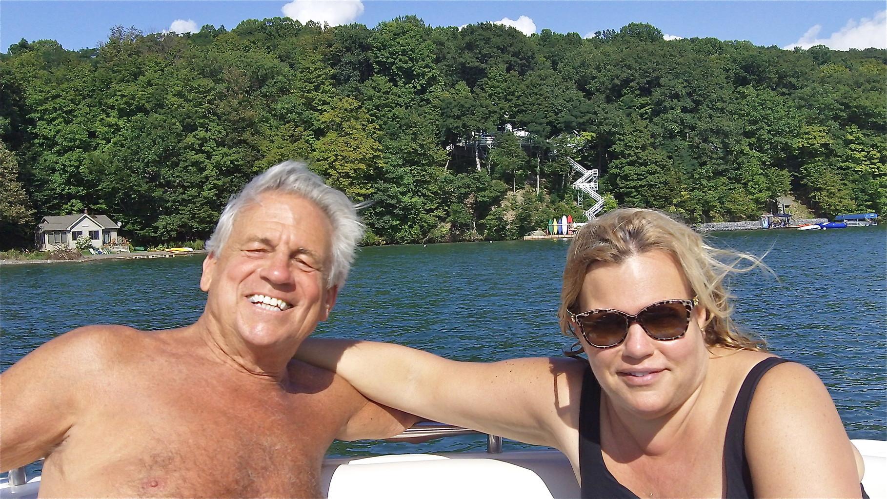 Stuart Sr. and Celeste
