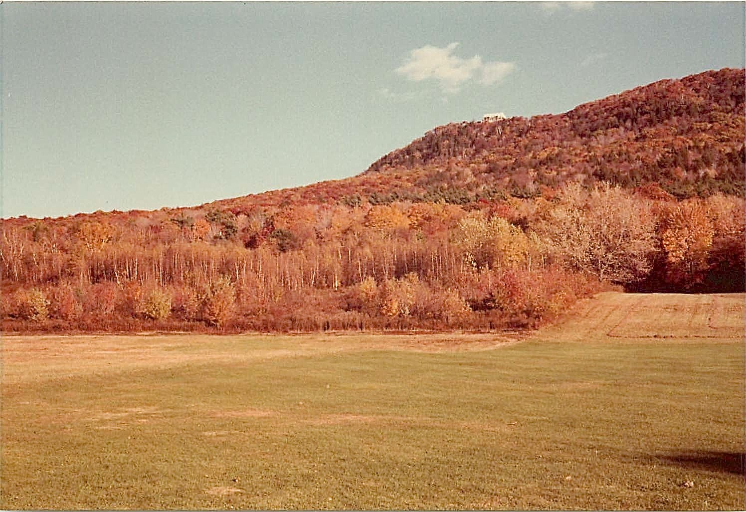 Mt. Holyoke, near Northampton, MA  1978