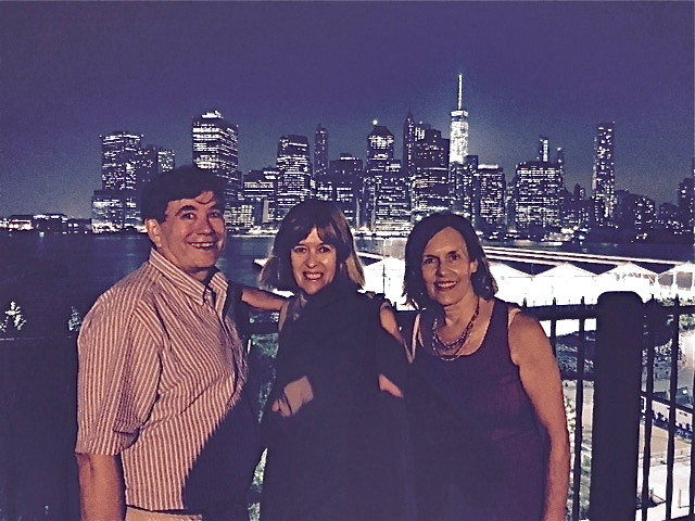 John, Nancy, & Lorraine