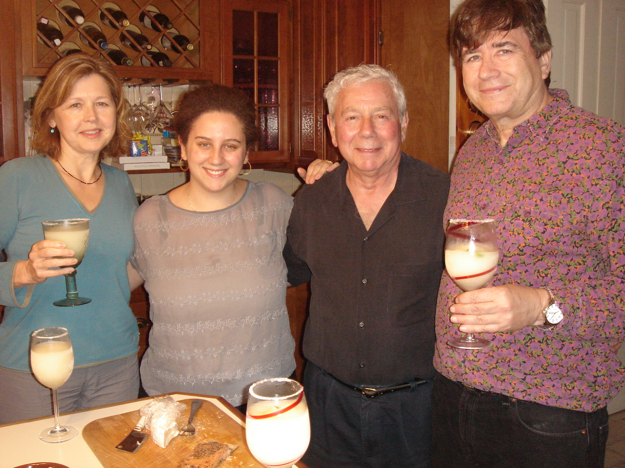 Barbara, Jean, Don, & John  2007??