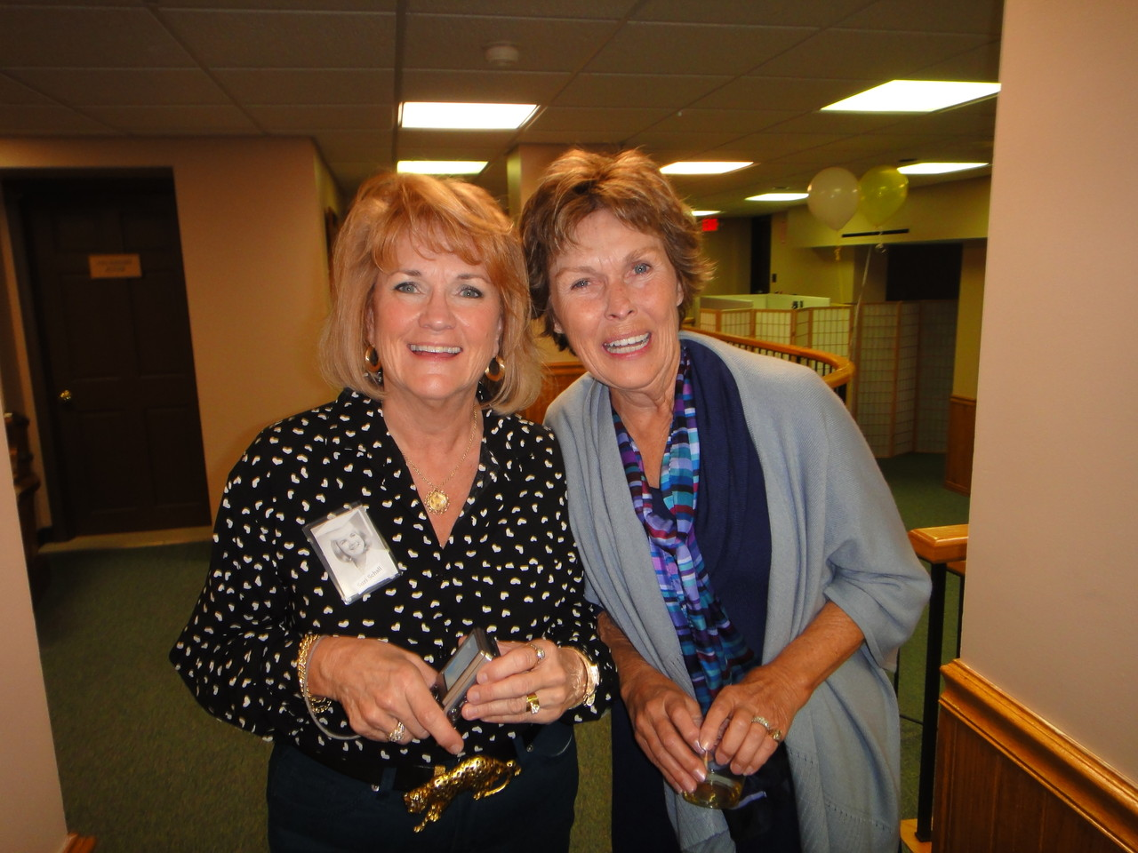 Susie Schall & Janet Hovey