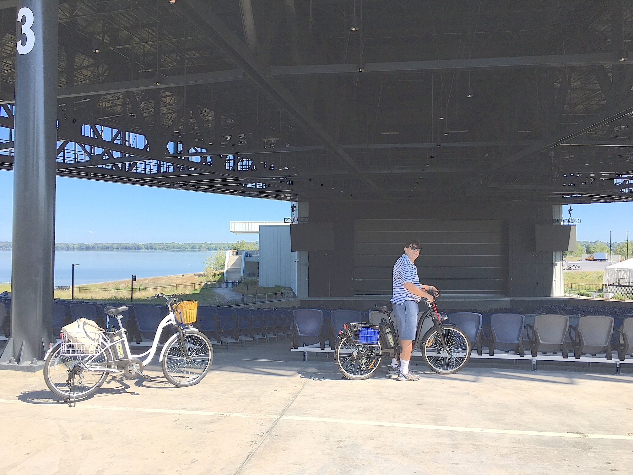 New Lakeview concert venue at Onondaga Lake