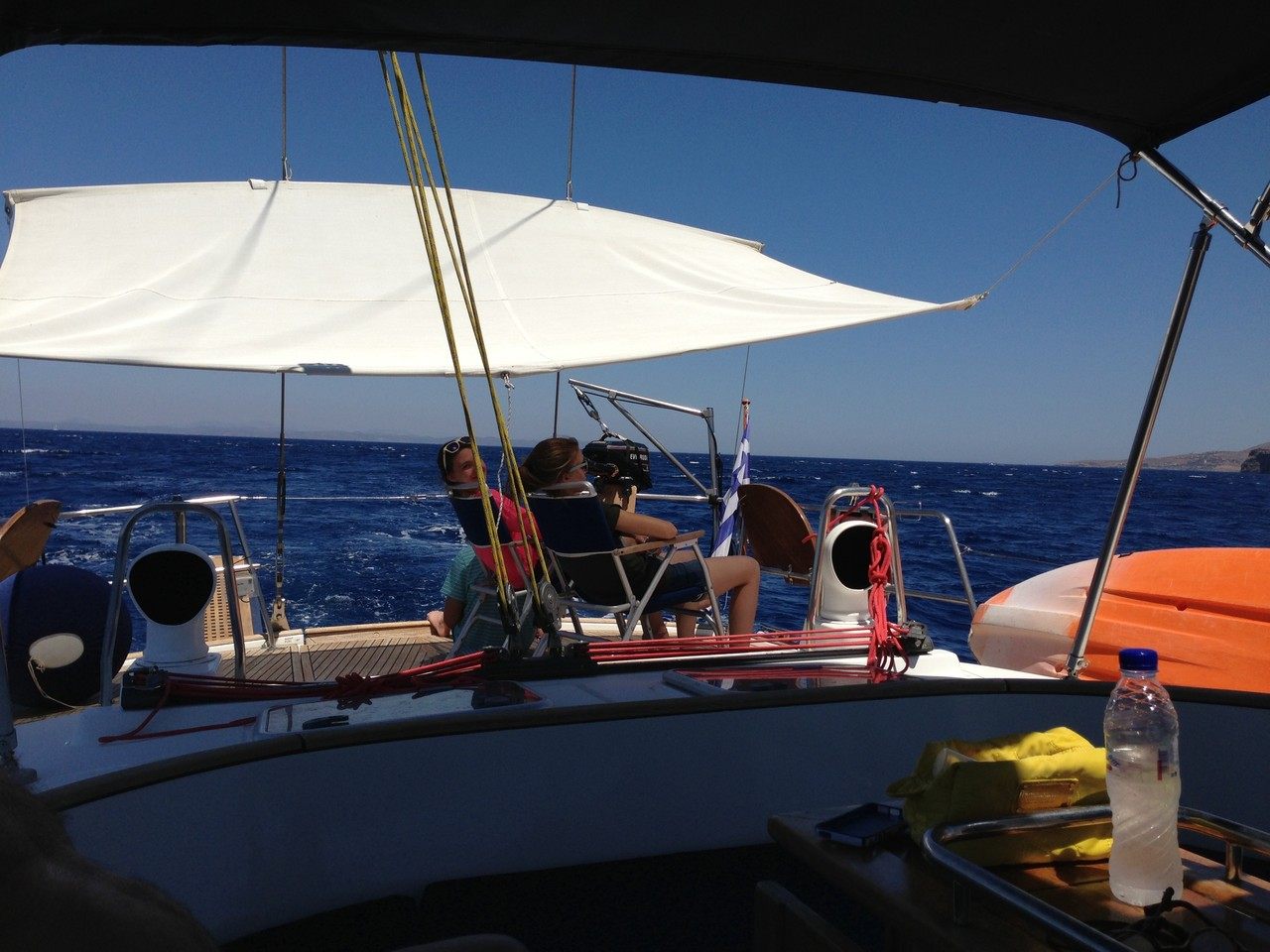 Sailing to the Greek Isles, 6-2013