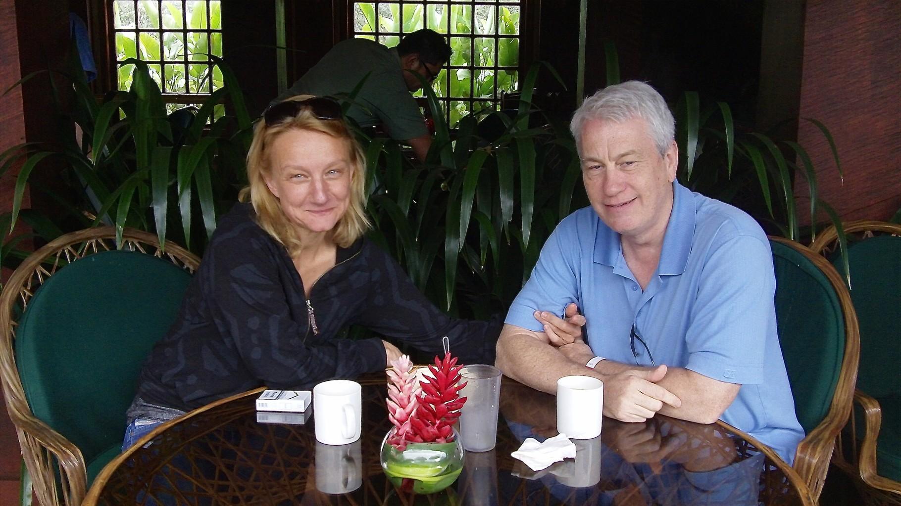 Sabine & Andrew Thomas
