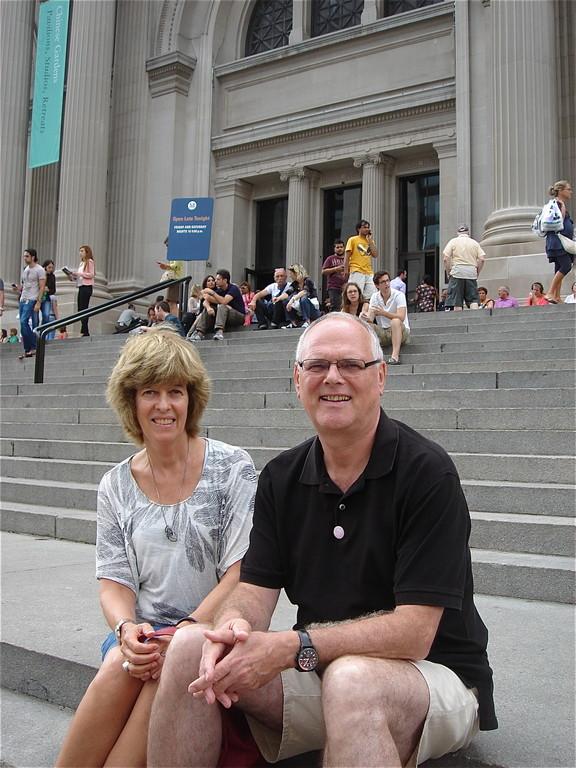 Nancy & Bernd