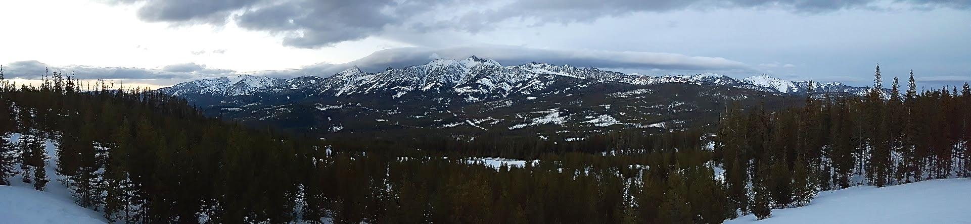 Ski Trip Big Sky, Montana March 2017