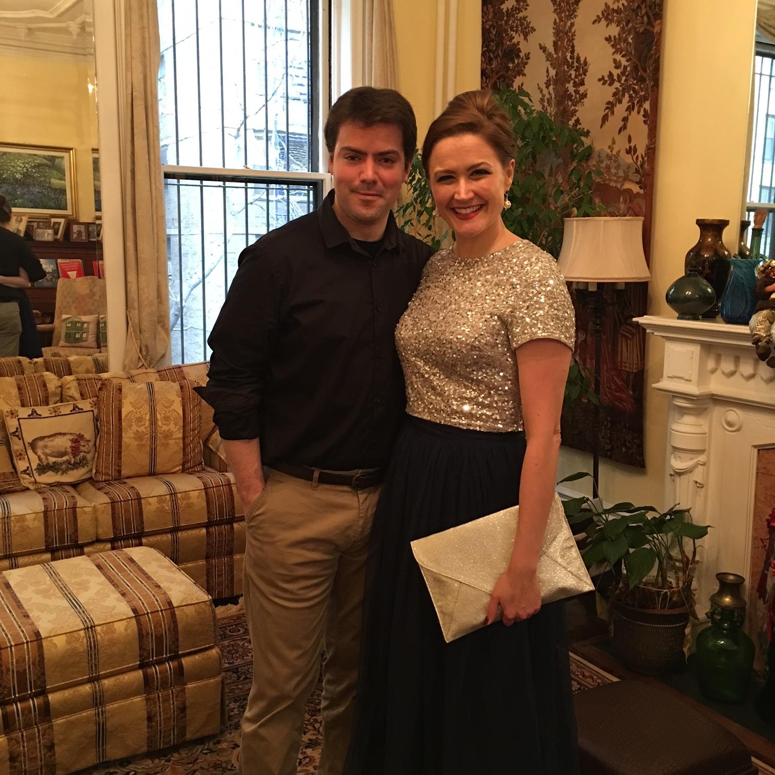 James & Amy, 1-2017