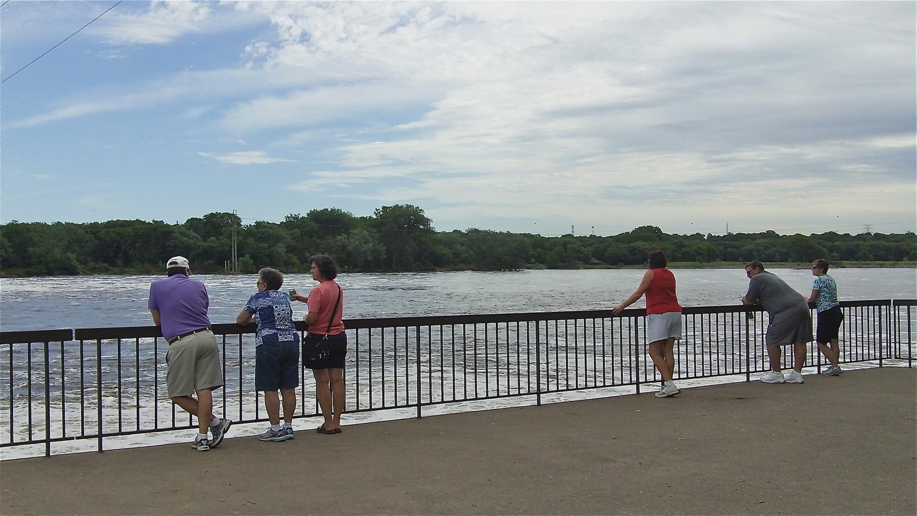 Coon Rapids Dam, Mississippi River