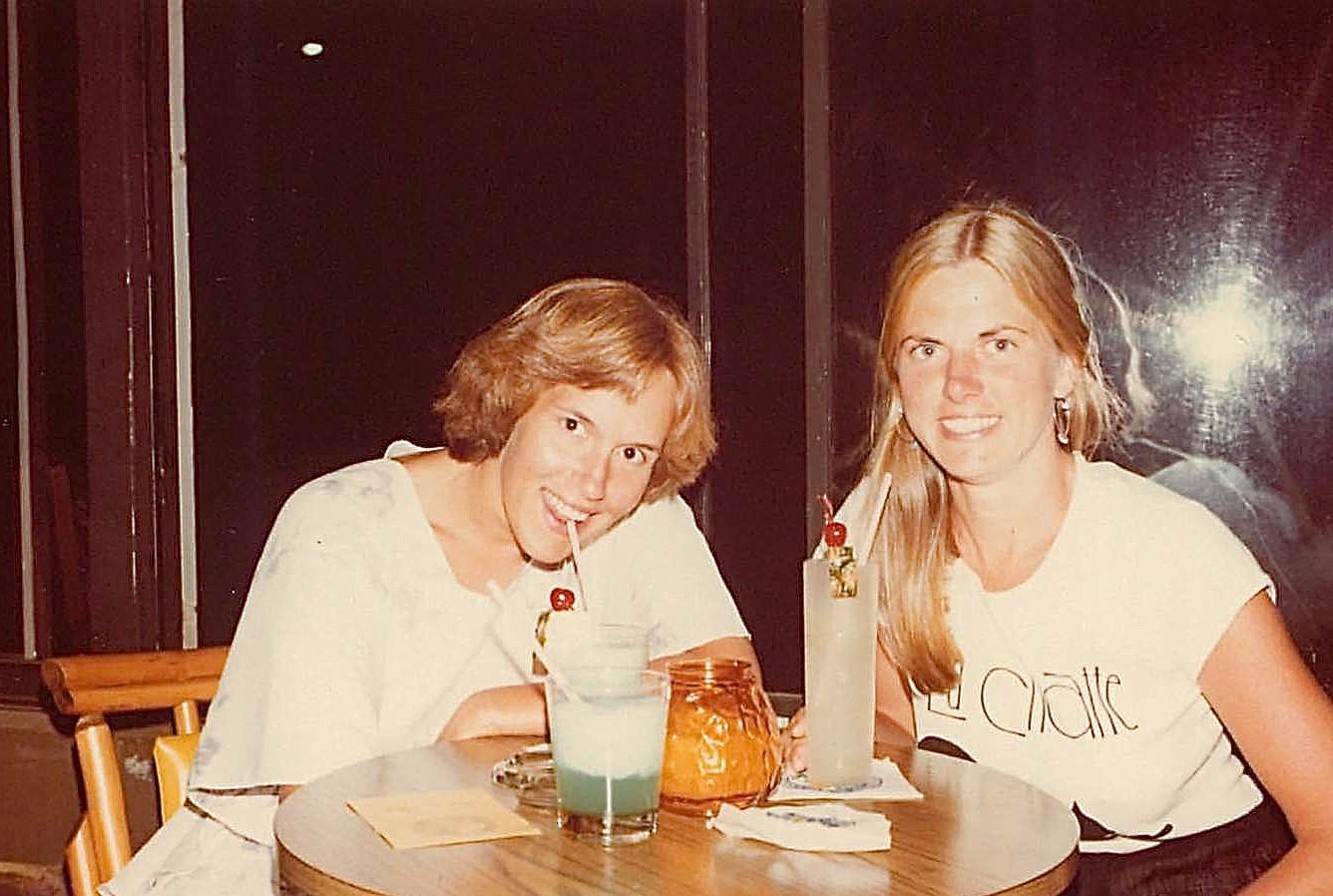Lorraine & Shirley Plantation Gardens Restaurant, Poipu Beach, Kauai 1976