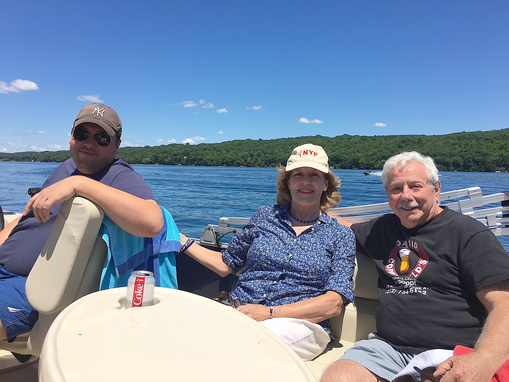 Greg, Lorraine, & Don