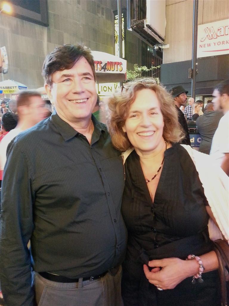 John & Lorraine