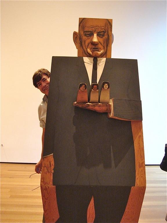 John at MOMA