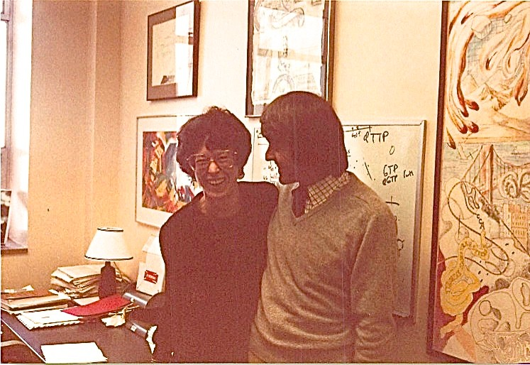 Barbara Levinson, Dave Martin  1981