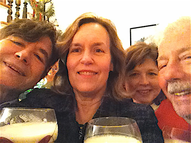 John, Lorraine, Barbara, & Don  January 4, 2013