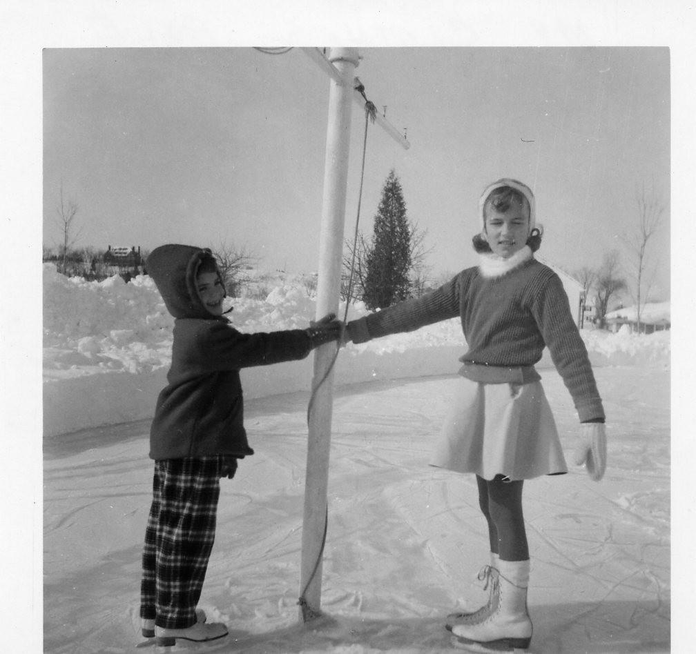 Barbara Ingerson & Lorraine Gudas