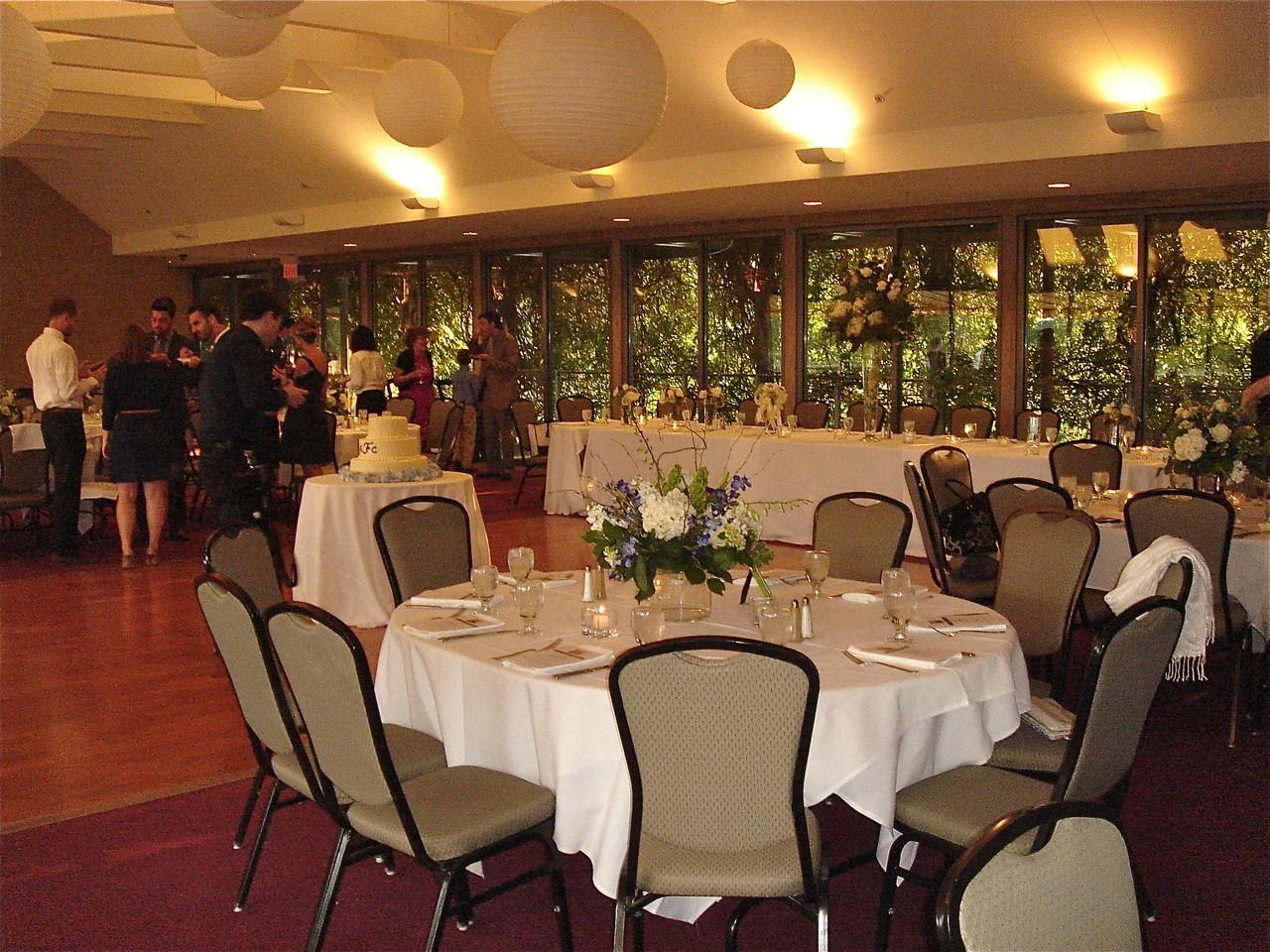 reception hall, Forest Park, St. Louis