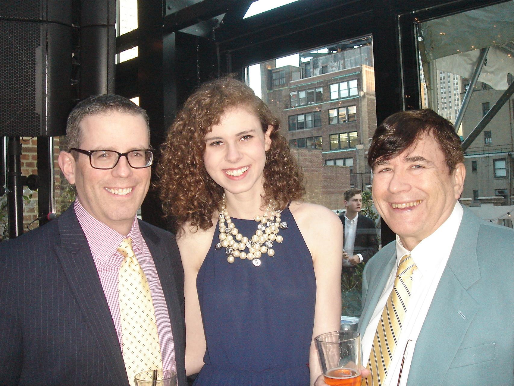 Josh, Erin Kagel, John Wagner