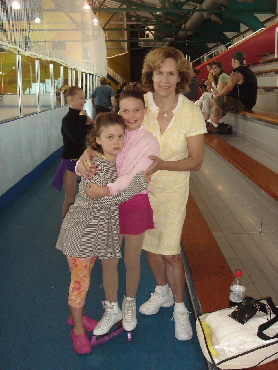 Kate, Ellie, & Lorraine  2010