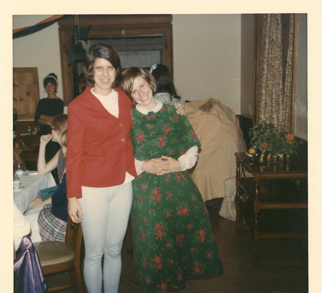Smith College, 1967, Halloween