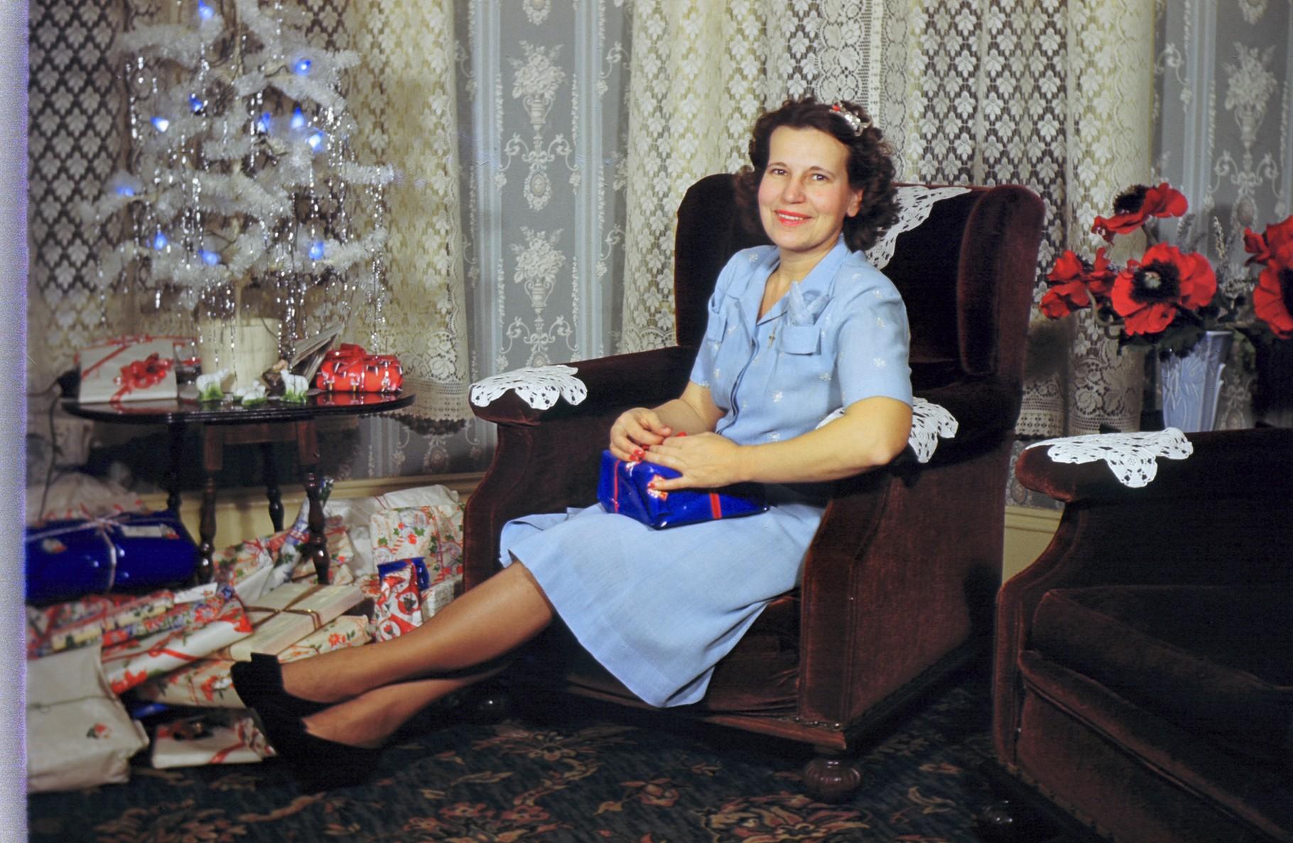 Mae Gudas, 1940s? Albert Gudas' older sister