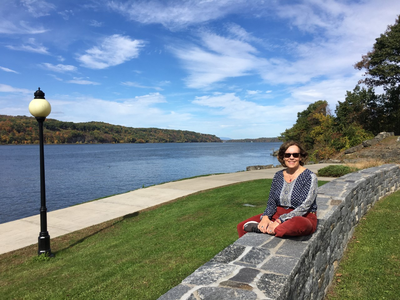 at Marist College on the Hudson, Oct. 12, 2019