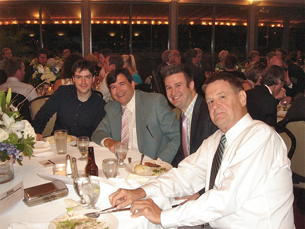 James, John, Chris, & Tom