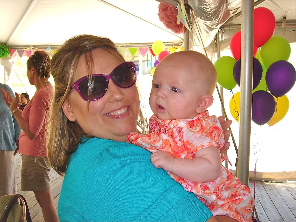 Erin & daughter Ryan Jane