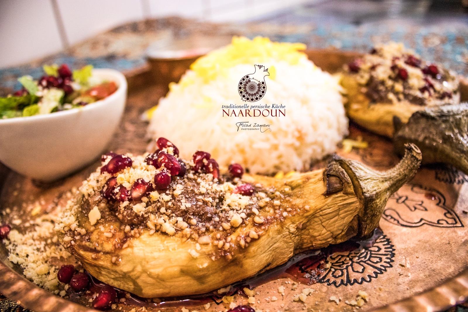Bademjoun Kabab