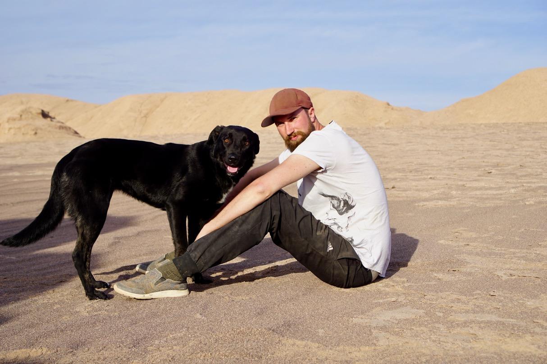 Malte und Merle wollen die Wüsten nie wieder verlassen