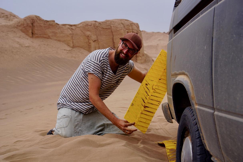Der Sandmann mit Profiausstattung