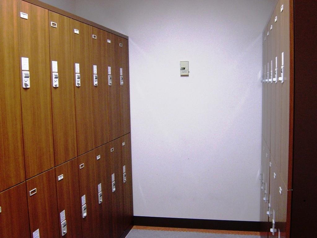 健診更衣室(男性用・女性用)