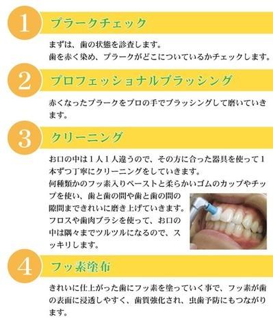 くぼた歯科PMTC