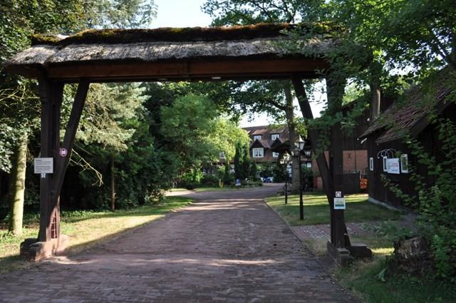 Lüneburger Heide, Gutshof Oeztal